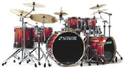 sonor drumsets, drum sets, snares, hardware