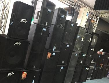 Pa, Sound reinforcement